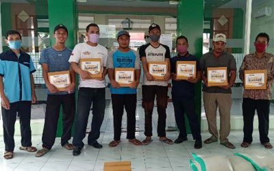 Bersama BPKH, LAZUQ Salurkan Sembako Di Jawa Timur